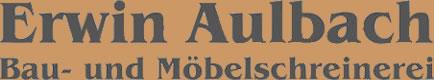 Schreinerei Aulbach